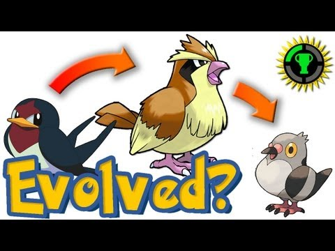 "Game Theory: How Pidgey ""Proves"" Darwinian Evolution"