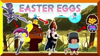Steven Universo - EASTER EGGS E REFERÊNCIAS #5 (Are You My Dad?, I Am My Mom etc) thumbnail