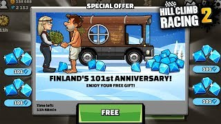 Hill Climb Racing 2 Special FREE Offer   BOSS LEVEL GamePlay