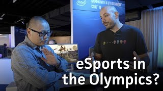 alienwares frank azor thinks esports will be in the olympics