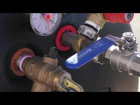 Pressure Testing the Closed Circuit during Commissioning