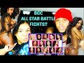 Bad Girls All Star Battle: All Fights REACTION!