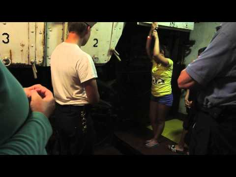 USS Olympia Boiler Room Tour