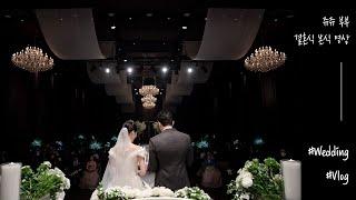 Vlog   본식영상   결혼식   신혼부부   서울웨…