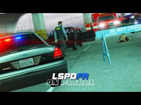 LSPDFR - Day 218 - FIB