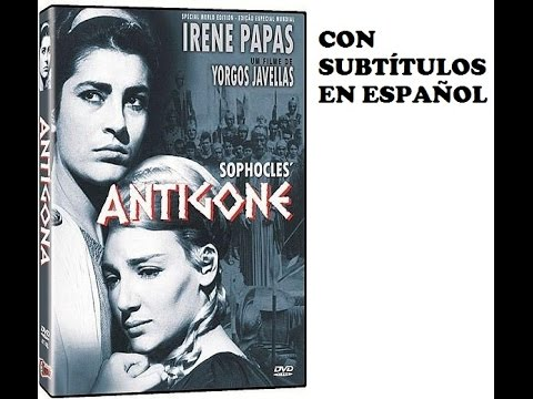 Antigona (1961) con subtítulos en español