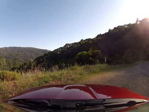Up and Over - Nacimiento-Ferguson Road, East to West