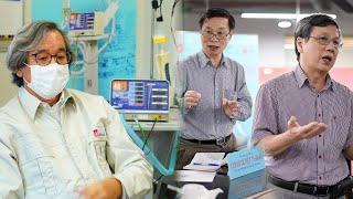 Các giáo sư tiến sĩ đánh giá cao máy thở MV20 trong chữa trị COVID-19 tại Hội thảo chuyên môn