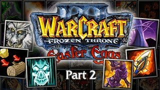 Warcraft 3 Easter Eggs Bonus: Icons & Spells (Part 2)