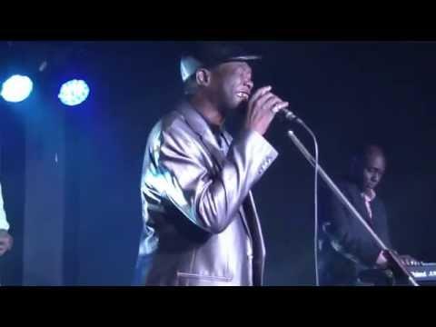 Pape Fall & l'African Salsa au SESC Santos - SP - Bresil