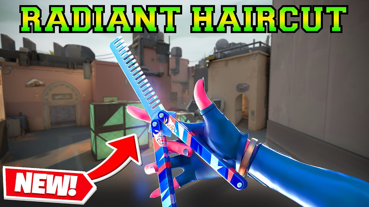 Giving Radiants a New Haircut - Valorant