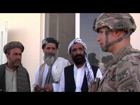 Civil Affairs in Afghanistan