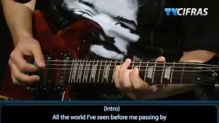System of a Down - ATWA - Aula de Guitarra - TV Cifras
