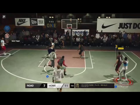 Nba 2k18 EA sports its in the game clamps part 6