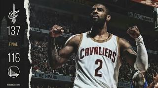 Warriors vs Cavaliers Game 4 PostGame Analysis | GameTime | June 9, 2017