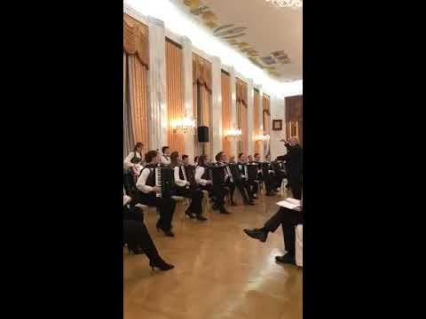 Concert at the Russian Embassy in Washington. Pavel Smirnov Orchestra.