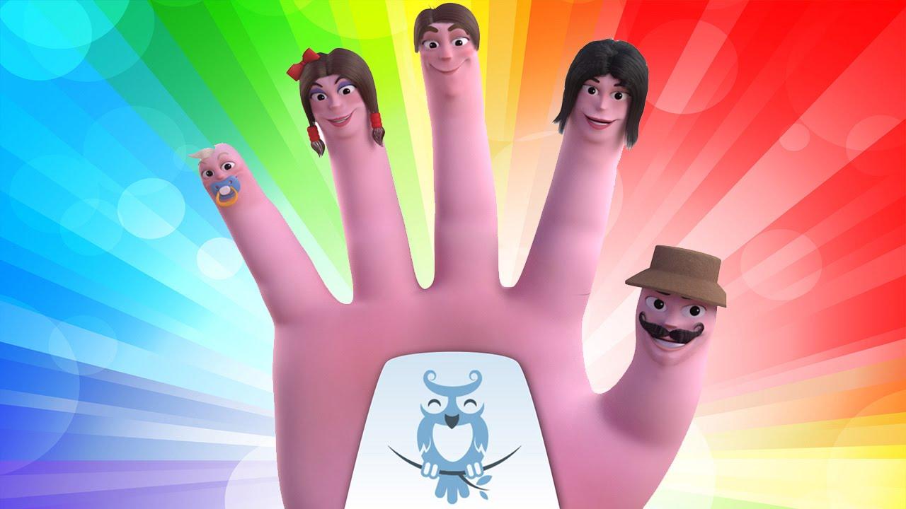 finger straight ah abcs - 1280×720