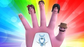 Funny FROZEN Finger Family Song and Nursery Rhyme Adventure Collection
