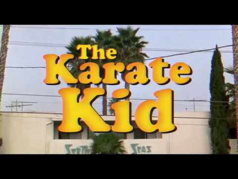 The Karate Kid 80s Sitcom Opening Titles