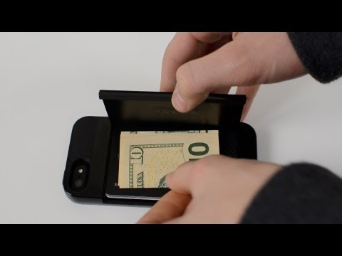 Review: Incipio Stowaway Case for iPhone 5 (Credit Card Case)