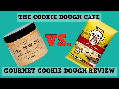 The Cookie Dough Cafe Rev