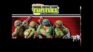 TMNT 2012 Opening Theme Song Music HD Nick Animated Show Lyrics On Screen