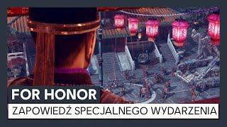 For Honor - Zapowiedź Specjalnego Wydarzenia