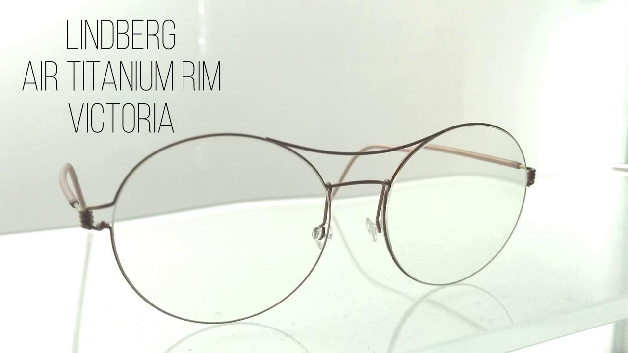19603829156 Lindberg Air Titanium Rim Victoria - YouTube
