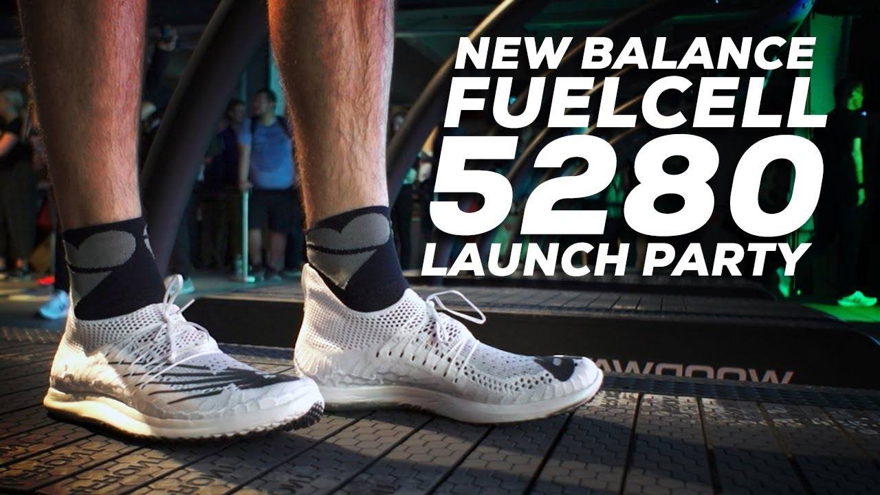 The Biggest Shoe Launch Party of the