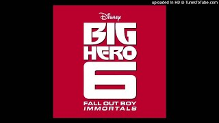 Fall Out Boy - Immortals (Official Studio Instrumental)