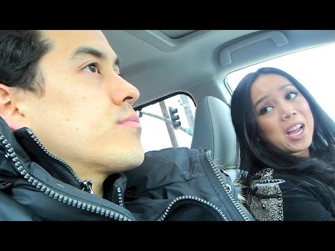 Bickering Married Couple April 06, 2014 itsJudysLife Daily Vlog