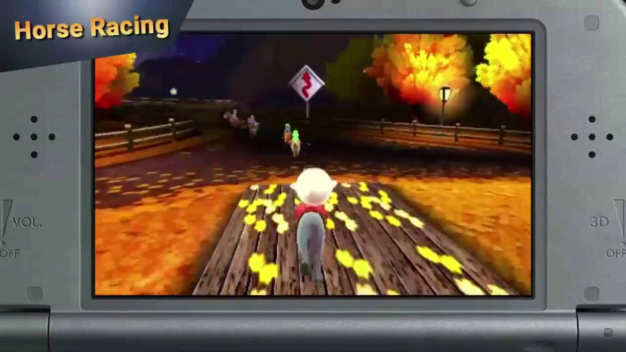 Mario Sports Superstars [3DS] Debut Trailer
