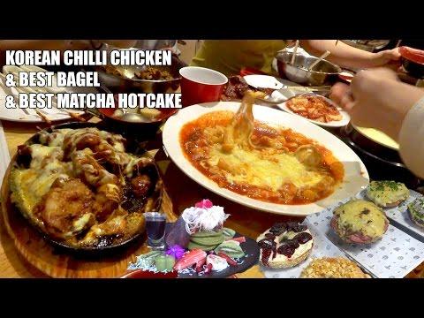 Best Korean Spicy Chicken! (Sydney Food Vlog)
