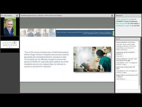 Breakthrough Research: Infection And Pre-Rinse For Patients With Dr. Kim Kutsch