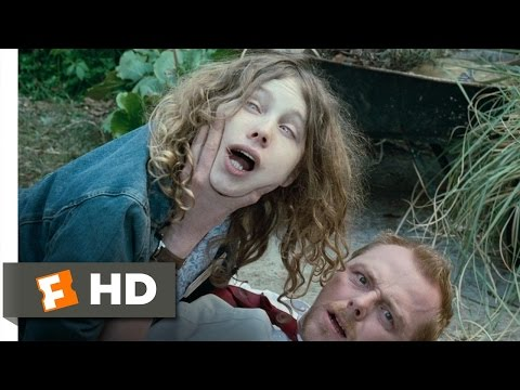 Shaun of the Dead (3/8) Movie CLIP - She's So Drunk (2004) HD