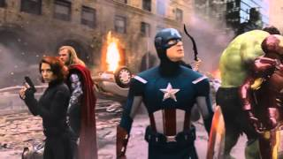 The Avengers   team work