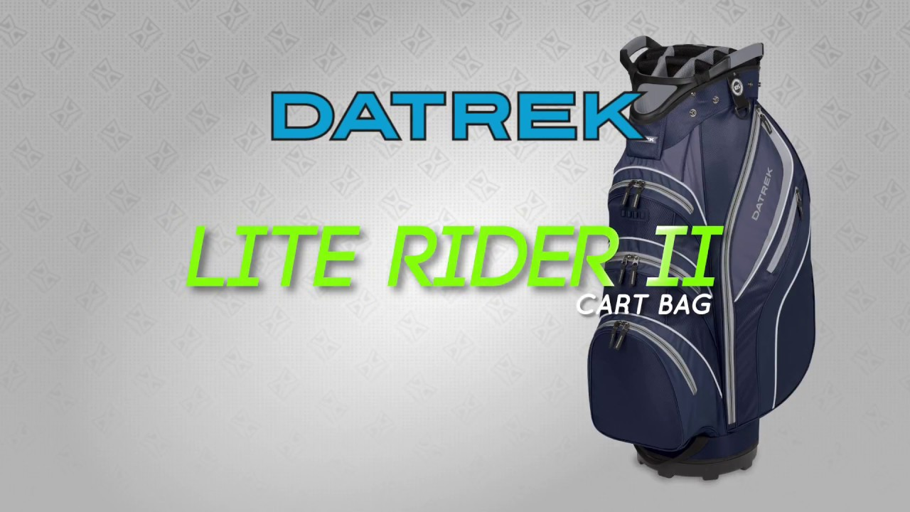 Datrek Lite Rider Ii Cart Bag