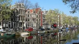 Europe Travel Vlog- Day Two- Touring Amsterdam! (22nd February, 2013)
