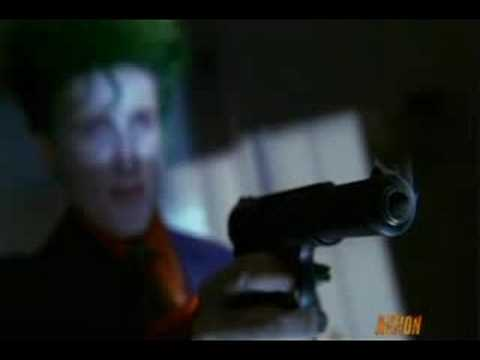 The Joker  - Live Action - Voiced by Mark Hamill - Birds of Prey