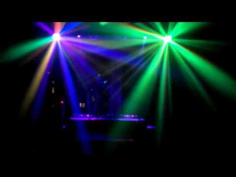 American Audio ADJ  MTS 4 - DJ Stand mit Lichtequipment