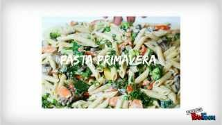 Quick Recipes For Dinner Tonight - Pasta Primavera
