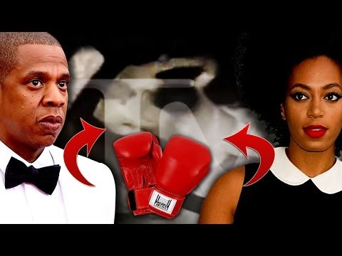 Jay Z & Solange Elevator Fight VIDEO & Beyonce Watches