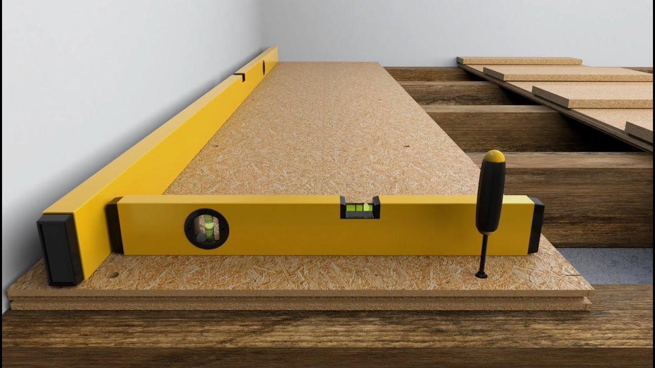 Osb Platten Stärke Für Fußboden : sruboklin system die montage von osb platten ~ Watch28wear.com Haus und Dekorationen
