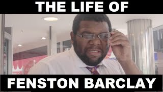 The Life Of Fenston Barclay - Episode 1 : Fenston Goes To Work | Grime Report Tv