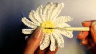 0. Как связать ромашку, образец, материалы.avi