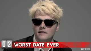 Hot Minute: Gerard Way