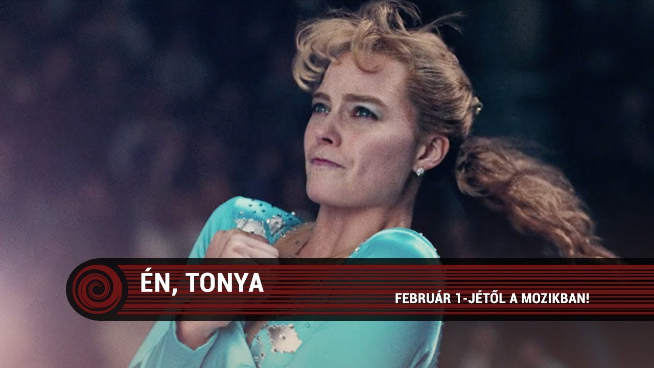 Én, Tonya (12E) szinkronos előzetes