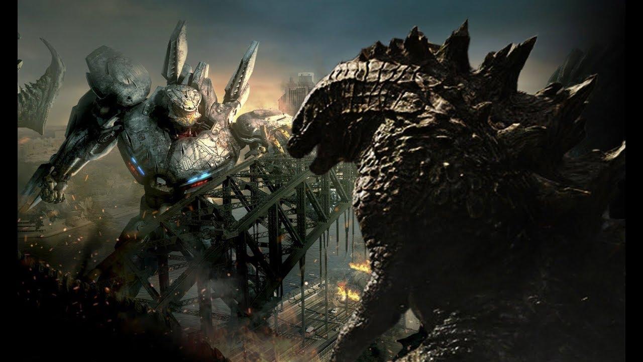 Godzilla Trailer – Pacific Rim: Uprising Style