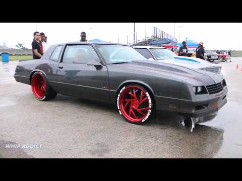 WhipAddict: LSX T-Top Chevrolet Monte Carlo SS on Step Lip Corleone Forged Trapini 22s
