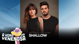 Baixar Paula Fernandes divulga versão brasileira de música Shallow com Luan Santana